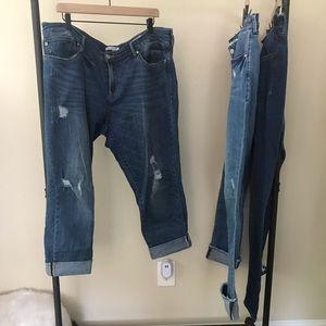 Dear John Madison Retrograde Girlfriend Jeans